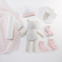 Beary Special 10-Piece Welcome Set (Pink)